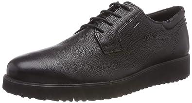 Geox U New Pluges E, Zapatos de Cordones Derby para Hombre: Amazon.es: Zapatos y complementos