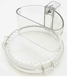 Cuisinart Food Processor Work Bowl Cover With Large Feed Tube DLC-2007WBCN-1