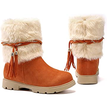 Office & School Supplies Dashing Women Winter Autumn Flat Boots Shoes High Leg Suede Short Long Boots Women Snow Women Waterproof Over Knee Boots Winter Boot Pretty And Colorful