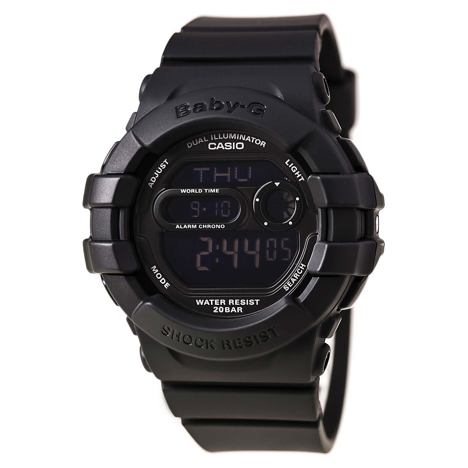 Casio Women's BGD140-1ACR Baby-G Shock-Resistant Multi-Function Digital Watch by Casio