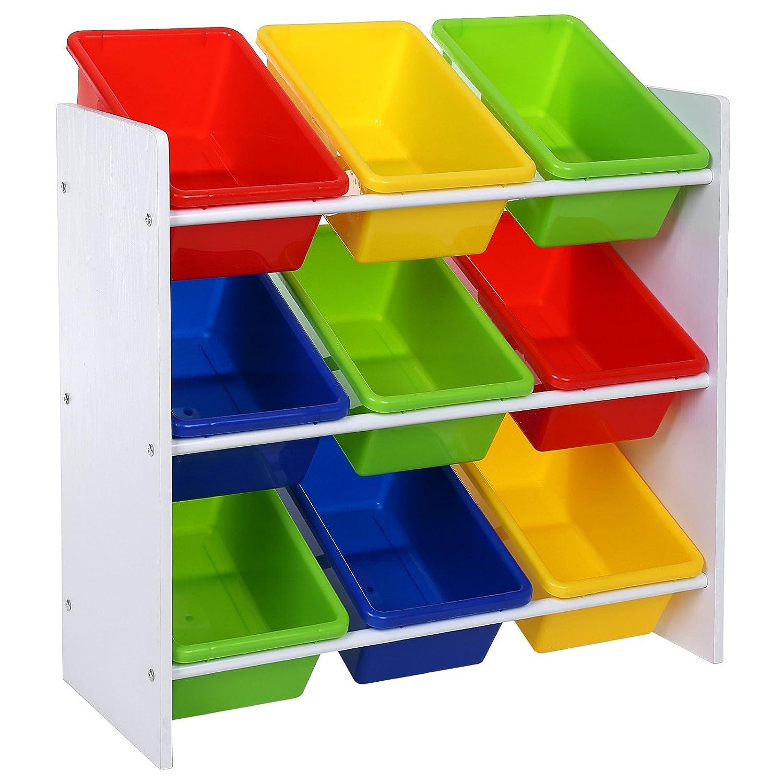 songmics estantera para juguetes