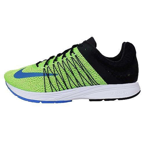 NIKE - Nike Zoom Steak 5 Tenis para Hombre Turbo Verde/Volt/Negro 641318-300 Hombres: Amazon.es: Zapatos y complementos