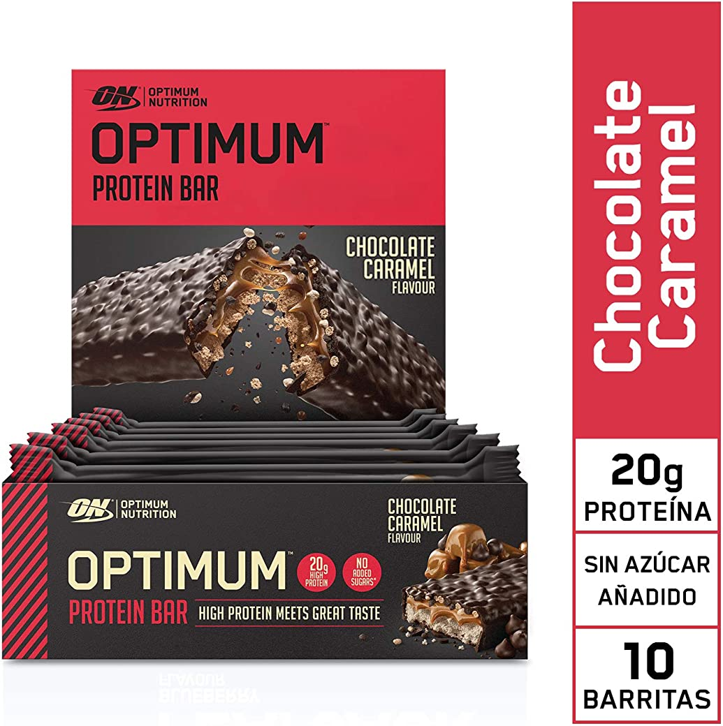 Optimum Nutrition ON Barritas Proteínas