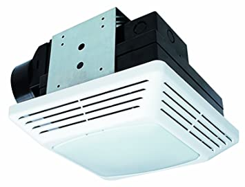 Awesome Air King BFQF70 Exhaust Fan With Light,4 Inch Round