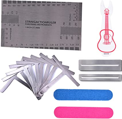 Fretboard Fret Protector Set of 2  Guitar Luthier Tools  Ships From U.S.A !!!!!