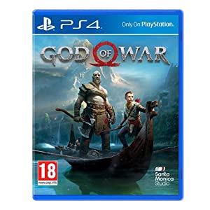 Sony God of War Oyun [PlayStation 4] (Sony Eurasia Garantili)