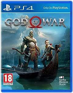 Sony God of War Oyun [PlayStation 4] (Sony Eurasia Garantili)