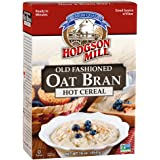 Hodgson Mill Oat Bran Hot Cereal 16-Ounce Boxes (Pack of 12), Hot Cereal Made from Premium Steel Cut Oats, May Help Lower Cholesterol