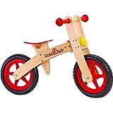 Legnoland - Bicicletta in Legno Ruota Libera senza Pedali, 35483