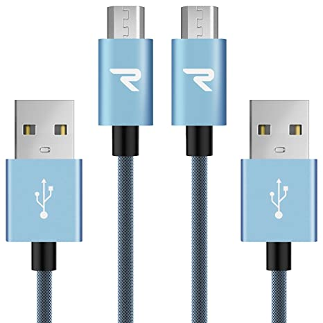 Review RAMPOW Micro USB Cables