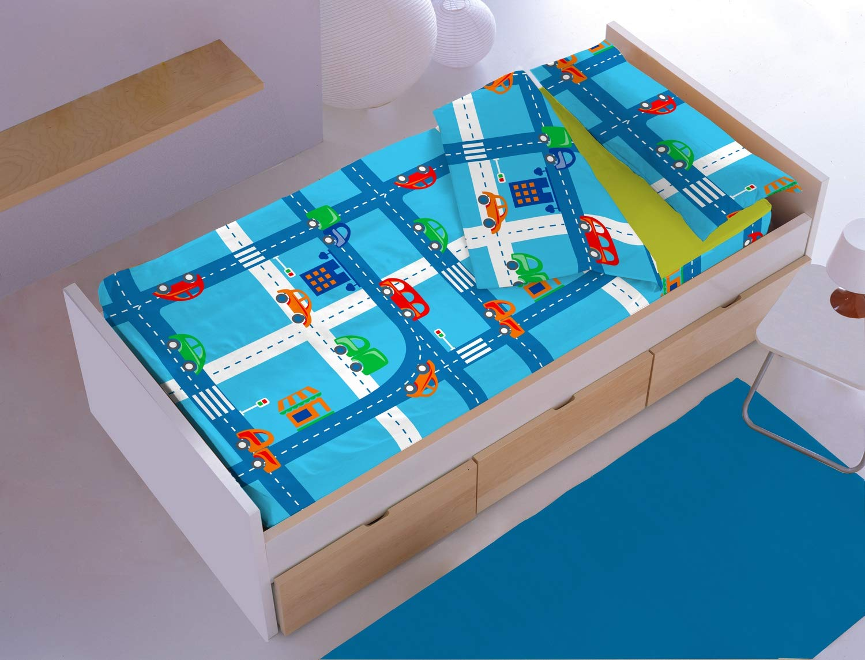 DENISA HOME Saco N/órdico Circuit Color Azul Cama de 90