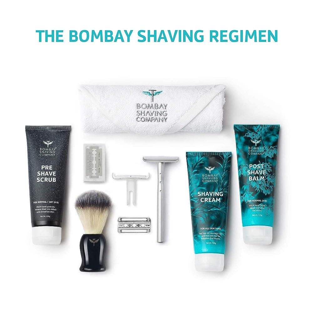 Bombay Shaving Company Complete Shaving Kit   New Seasons Greeting Gift Kit