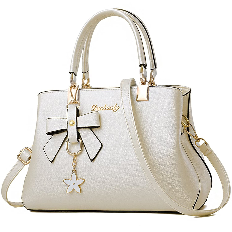 ALARION Women Top Handle Satchel Handbags Shoulder Bag Ladies Designer Purse  Messenger Bags 636e7dfa0a