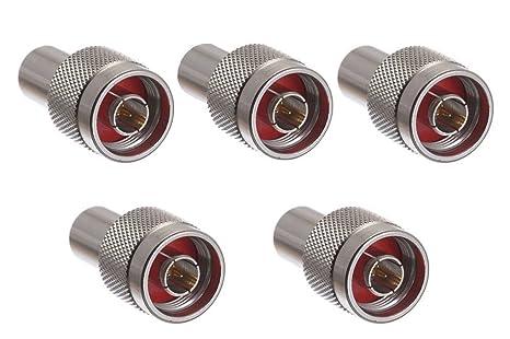 ECore Cables Crimp Electronics Cable Connector (665)