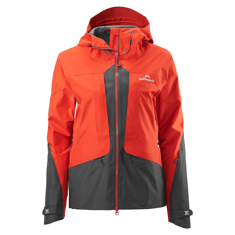 Sunset Granite 10 Kathmandu XT Alopex Women's Goretex Waterproof Hooded Active Ski Jacket v4