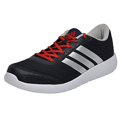 adidas Men's Hellion 1.0 M Blue, Grey and Red Mesh Sneakers - 6 UK: Buy  Online at Low Prices in India - Amazon.in