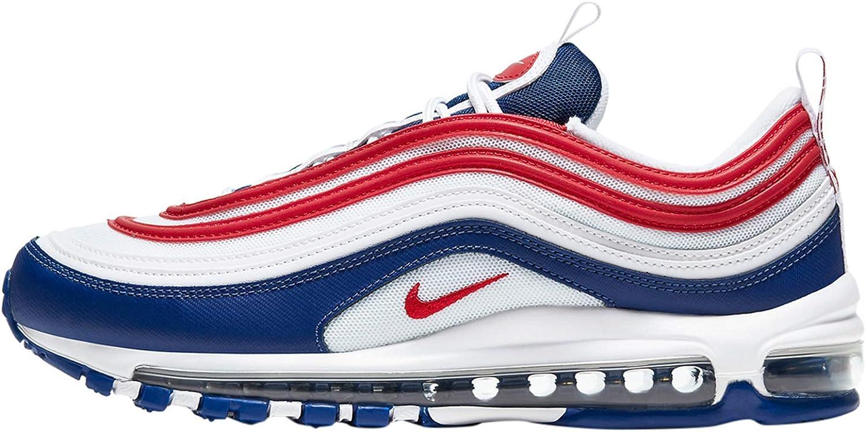 Nike Air Max 97 Mens White/University