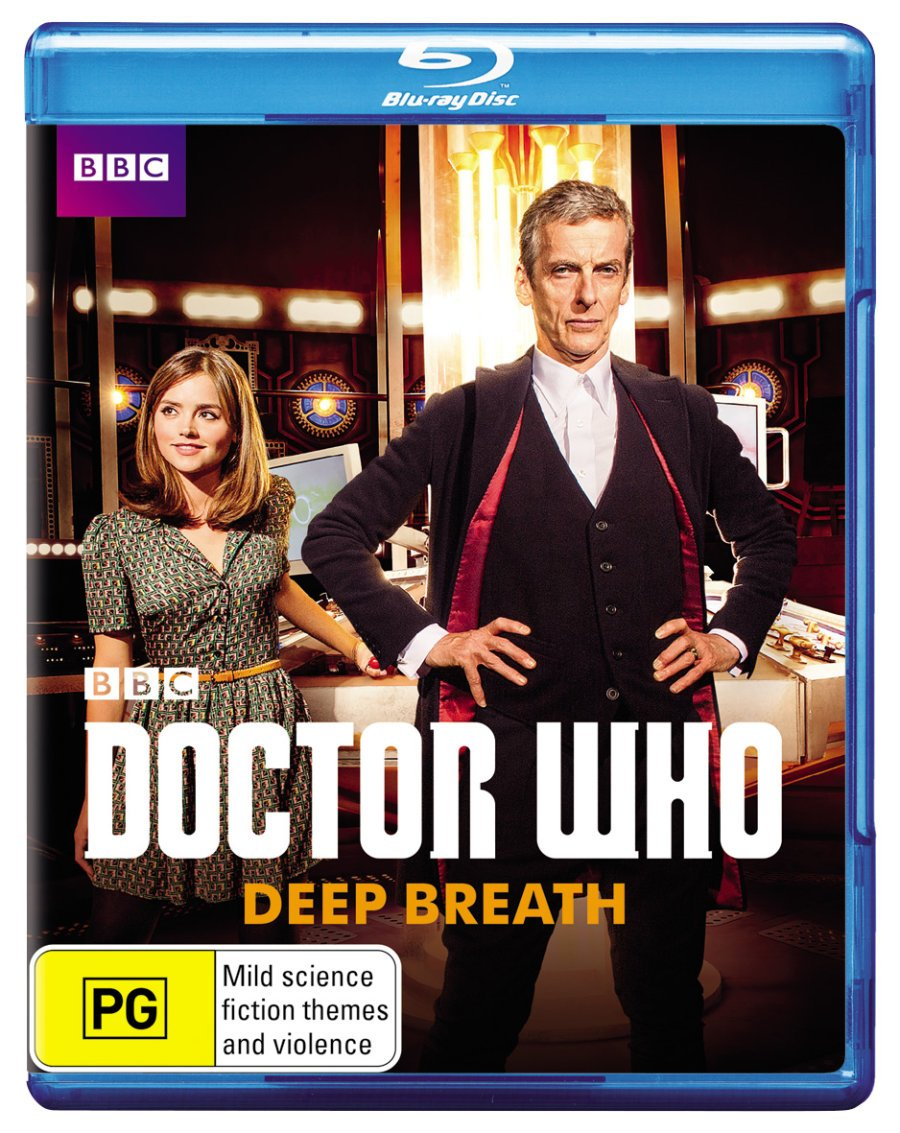 Doctor Who: Deep Breath [Region B] [Blu-ray]