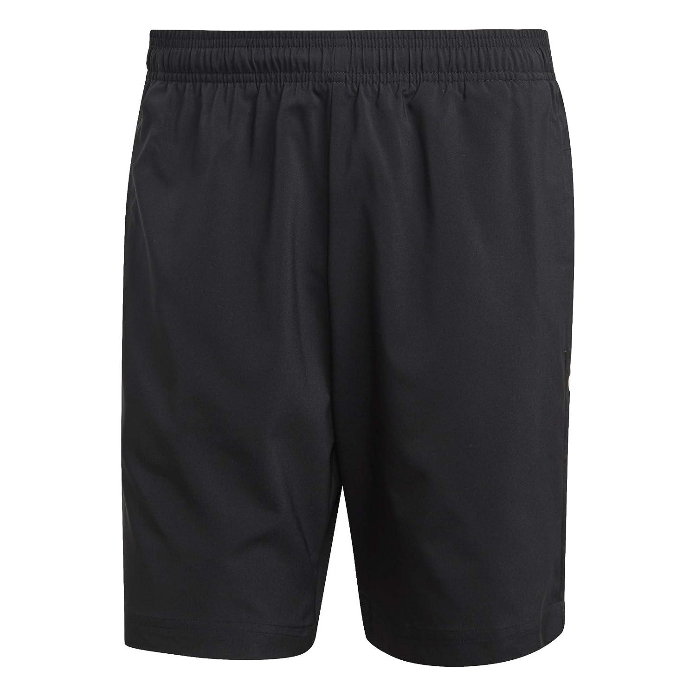 adidas E Lin Chelsea Pantalón Corto, Hombre, Negro/Blanco, 2XL