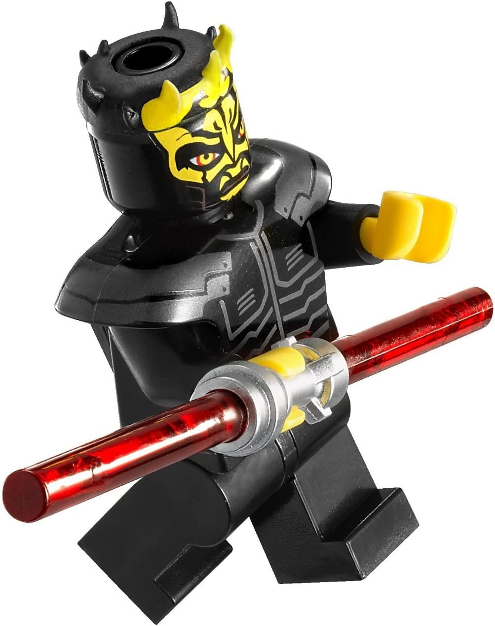 LEGO Accessories: Savage Opress with Dual Red Lightsaber