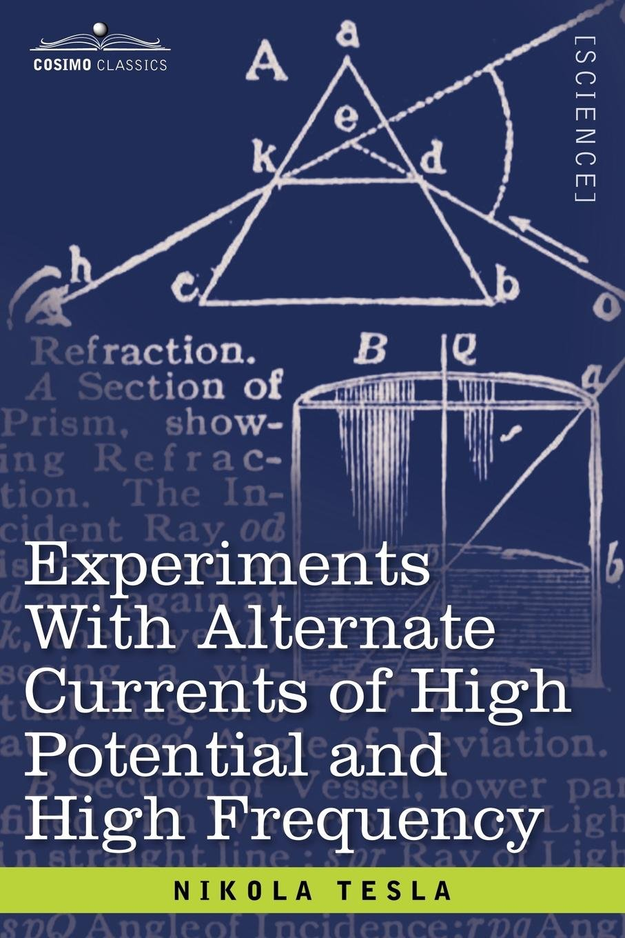 Download Experiments with Alternate Currents of High Potential and High Frequency PDF