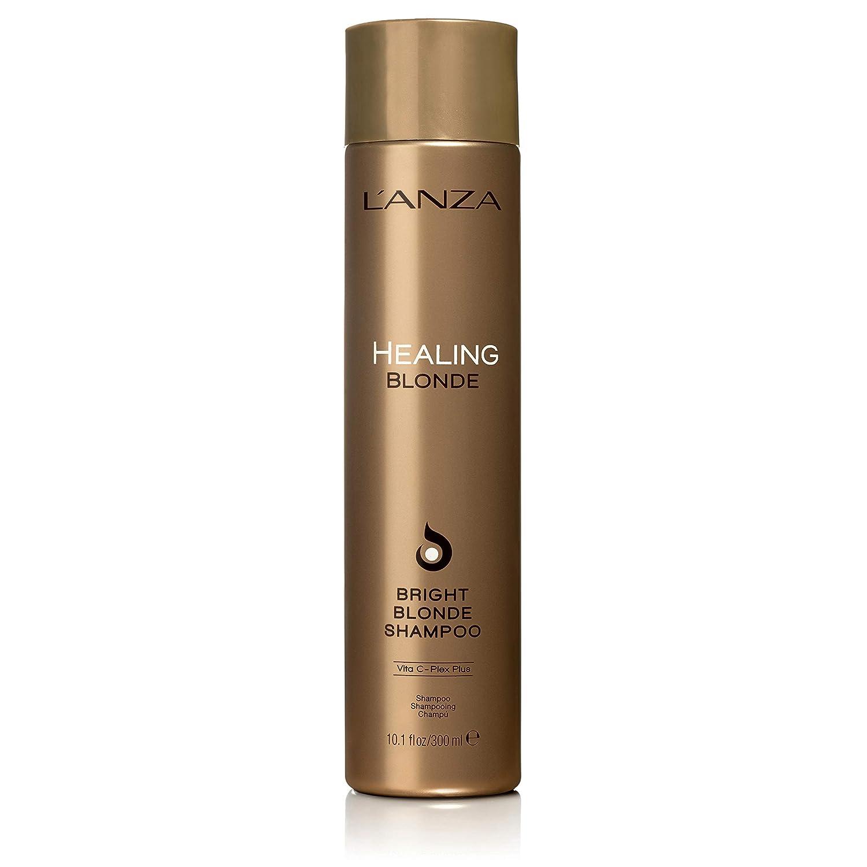 L'ANZA Healing Blonde Bright Blonde Shampoo, 10.1 Fl Oz