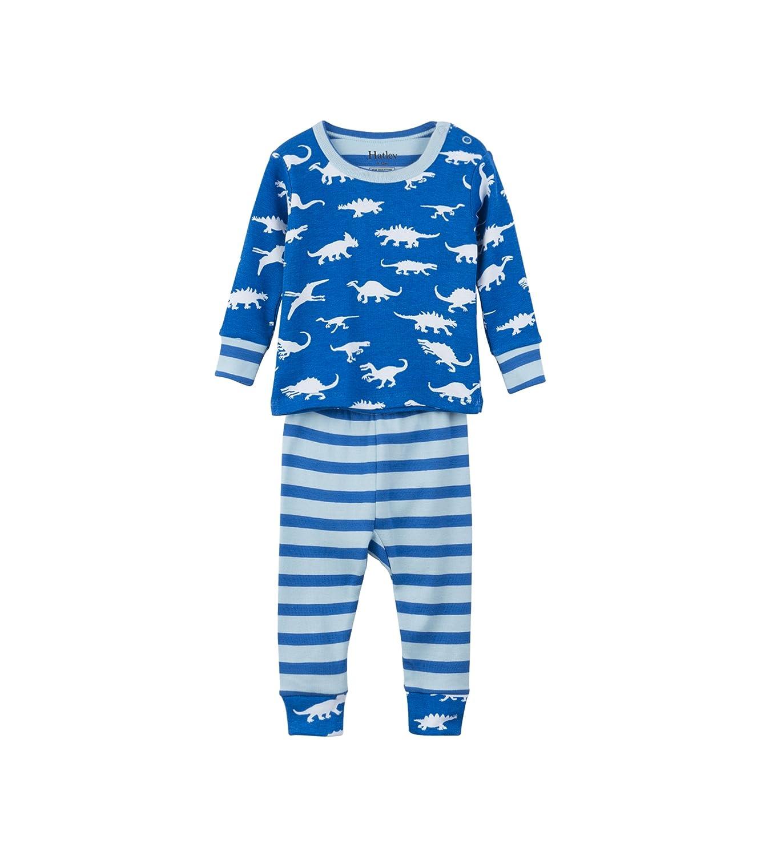 Hatley Baby Boys' Mini Organic Cotton Long Sleeve Pyjama Set