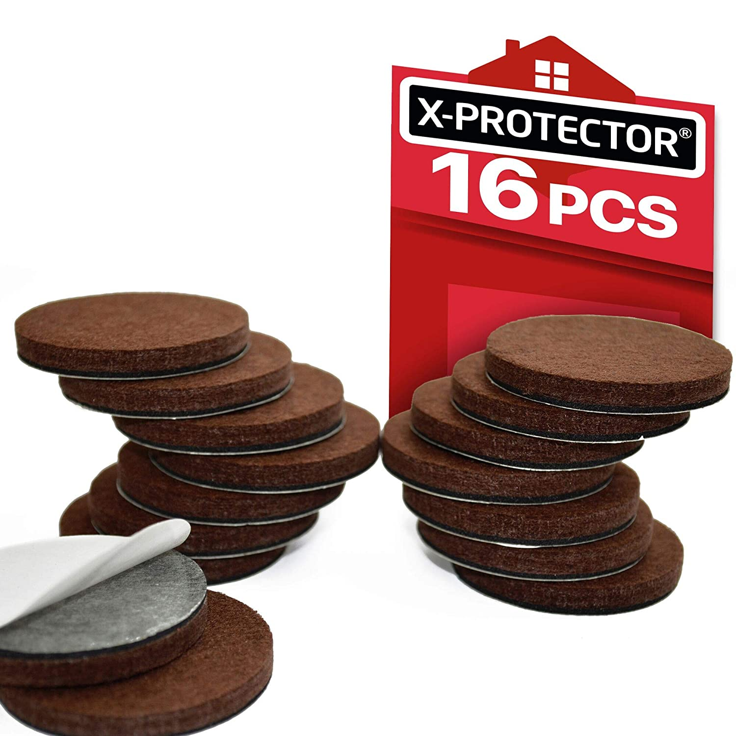 Best furniture pads to protect hardwood floors - Your House