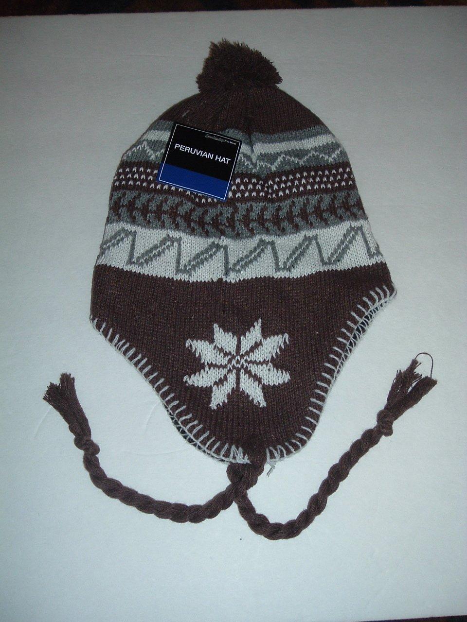 Adult Peruvian Hats