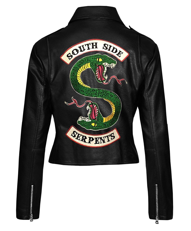 UGFashions Styles Riverdale Southside Serpents Leather Jacket