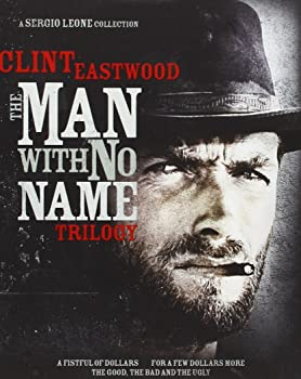 Man With No Name: Trilogy on Blu-ray