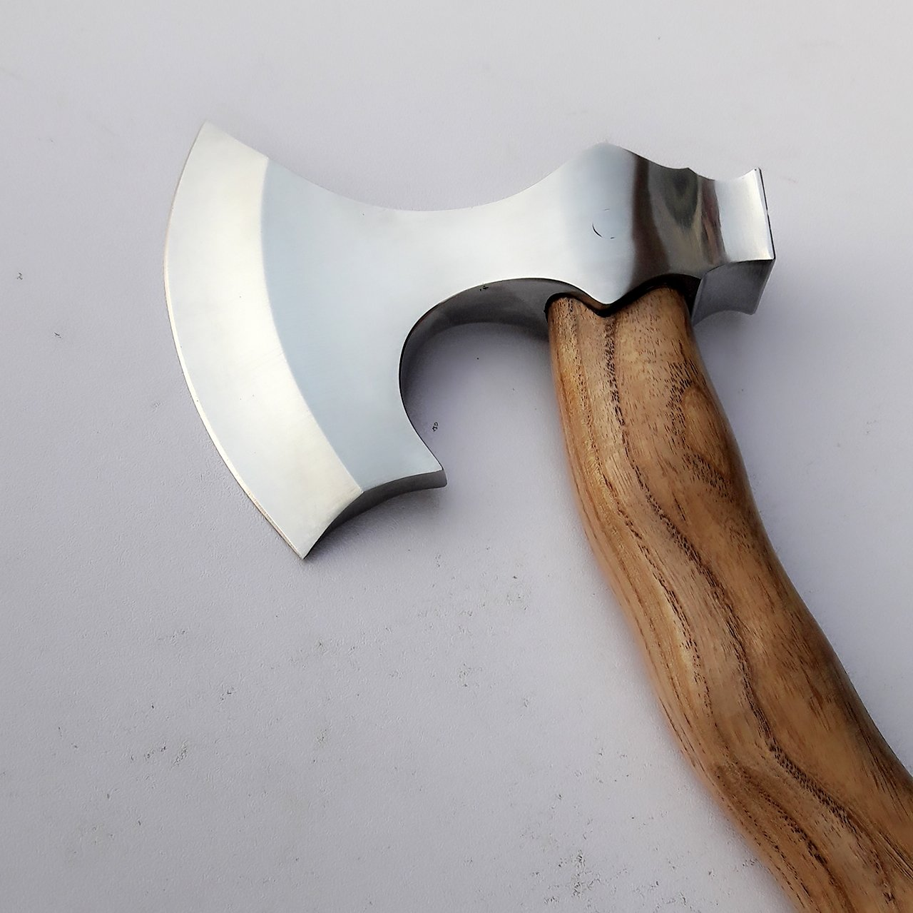 Amazon.com: MDM personalizado hecho a mano Tomahawk Viking ...