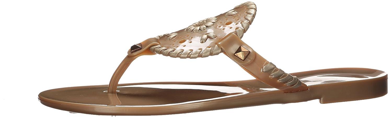 Jack Rogers B00NQQZGVS Women's Georgica Jelly Flip Flop B00NQQZGVS Rogers Flats ad1e71