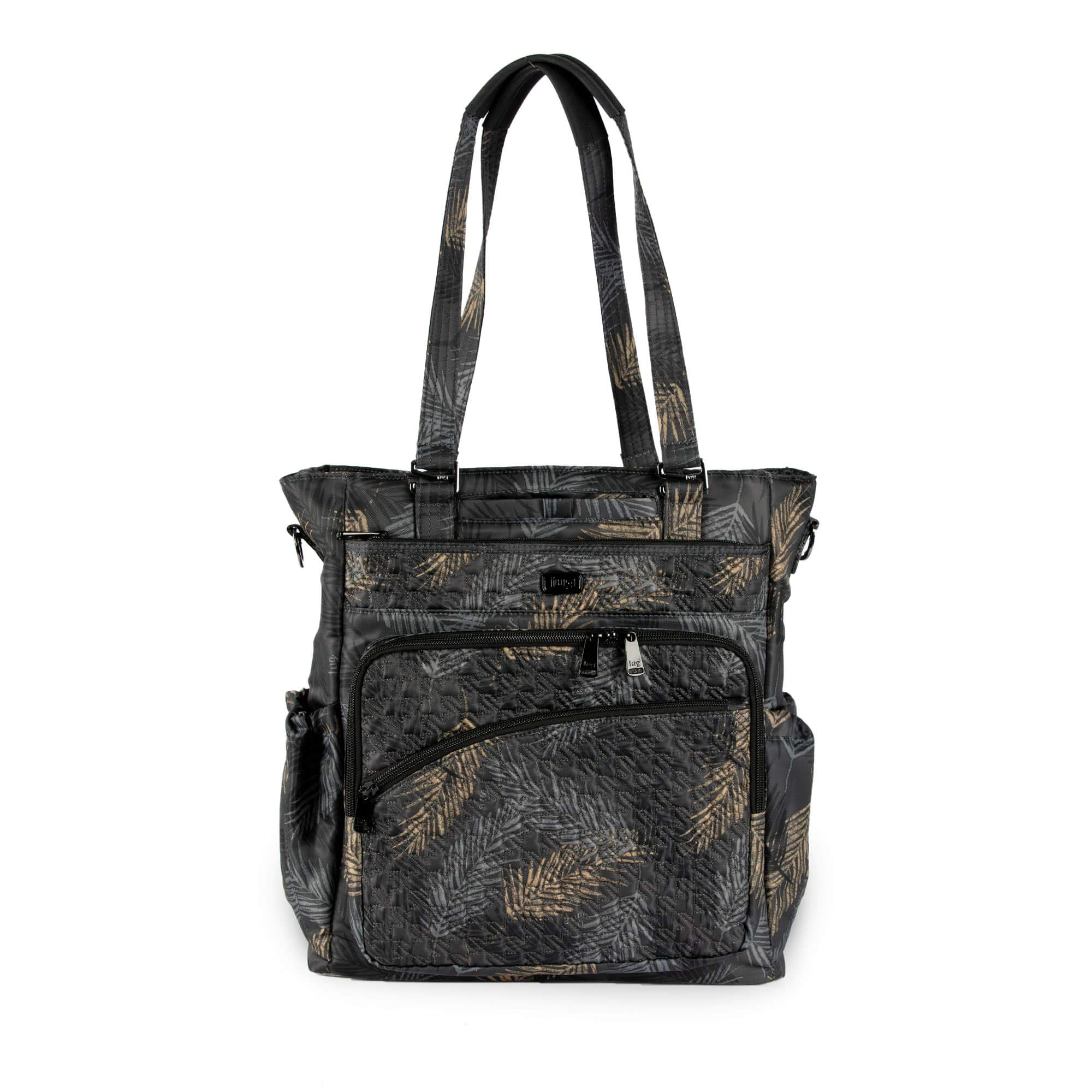 Lug Women's Ace 2 Convertible Travel Tote, Tropical Grey, One Size