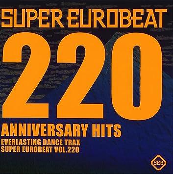 Amazon | SUPER EUROBEAT VOL.22...