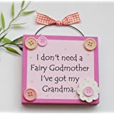Grandma Fairy Godmother Gift