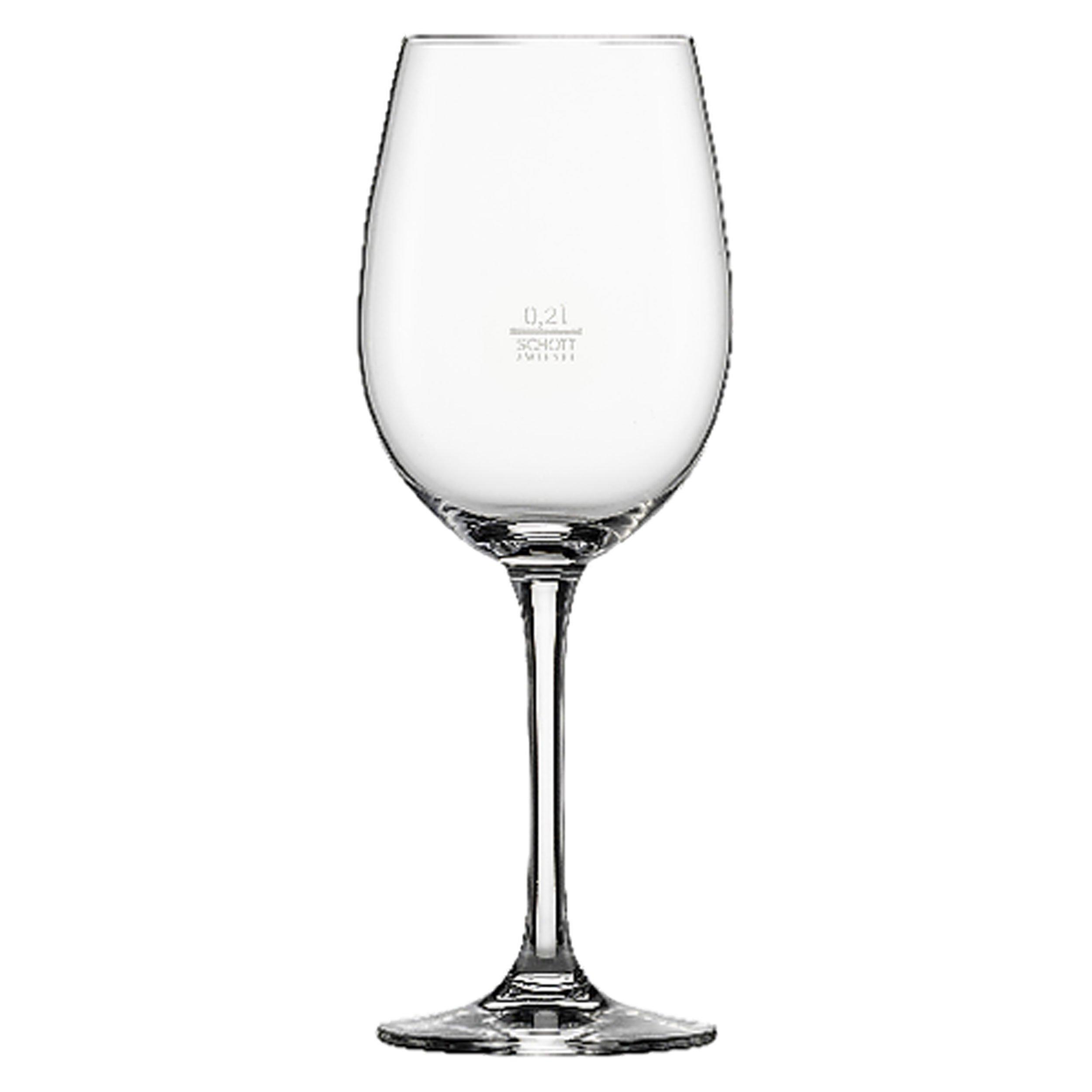 Schott Zwiesel 106919Water Goblet Glass, Clear/6Units