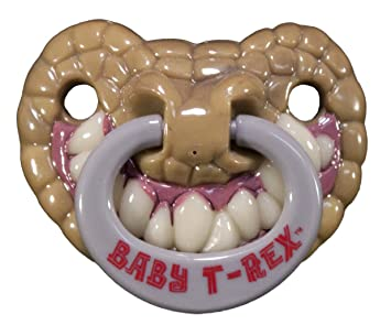 Pacifier Billy Bob Baby T - Rex