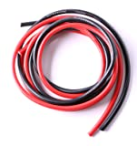 10 Gauge Silicone Wire 10 Feet - 10 AWG Silicone