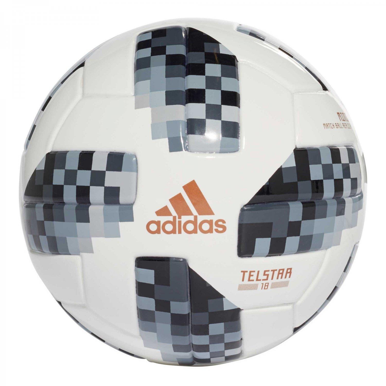 adidas World Cup Mini Balón, Hombre, Blanco (Blanco/Negro/Plamet ...