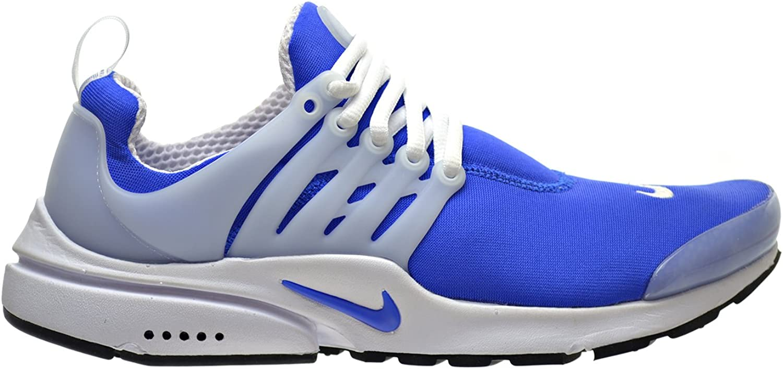 Nike Air Presto Men's Shoes Racer Blue/White ... - Amazon.com