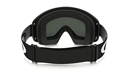 4bd90d2e5c Amazon.com   Oakley O Frame XM 2.0 Snow Goggles Matte Black with Dark Grey    Persimmon Lens   Sports   Outdoors