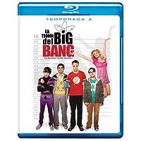 La Teoría del Big Bang, Temporada 2 [Blu-ray]
