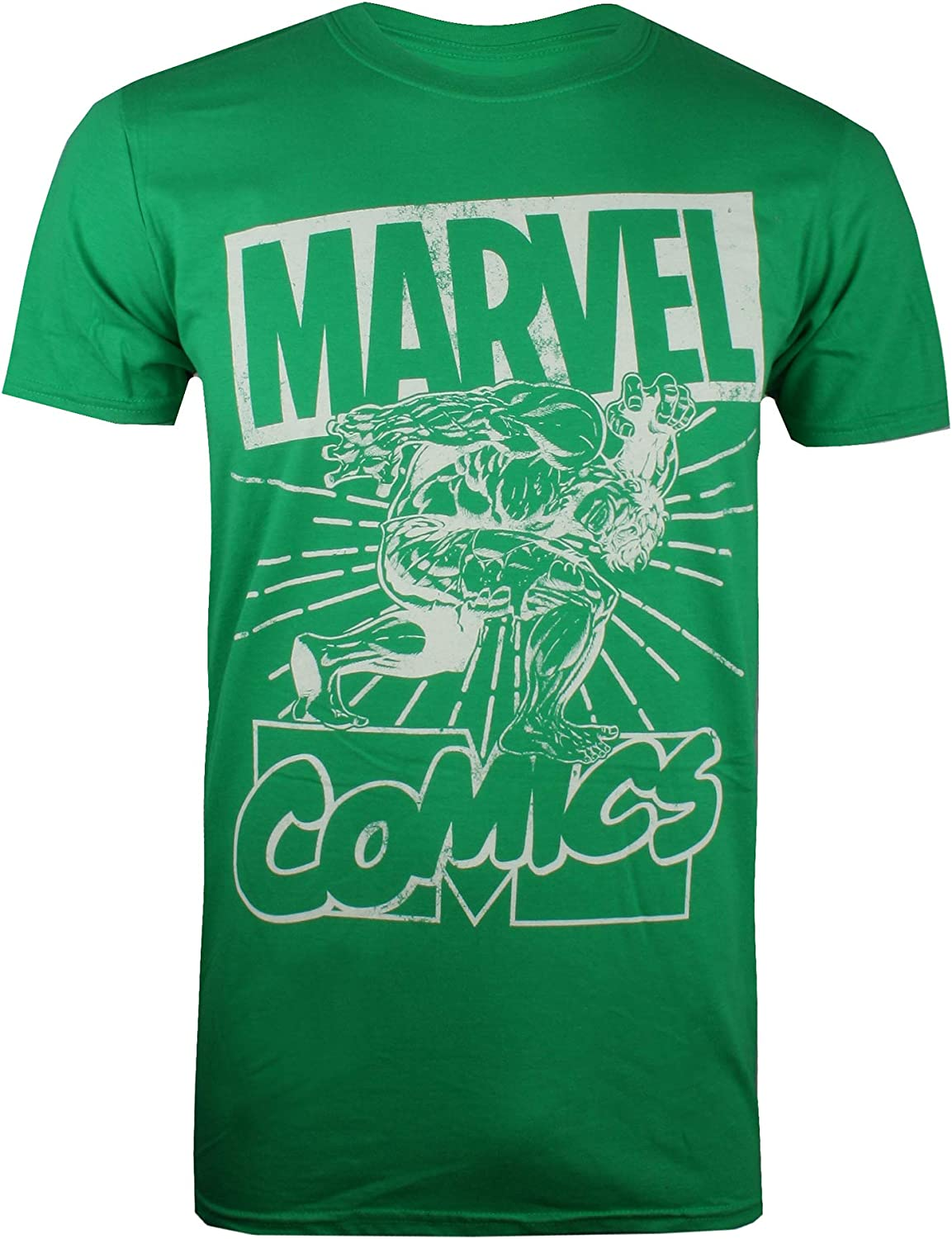 Marvel Hulk Lift T-Shirt Uomo