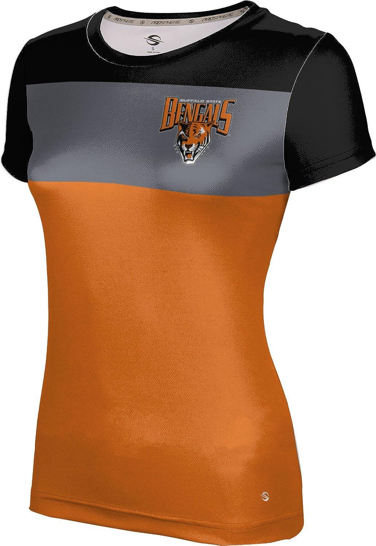Splatter ProSphere Buffalo State College Mens Performance T-Shirt