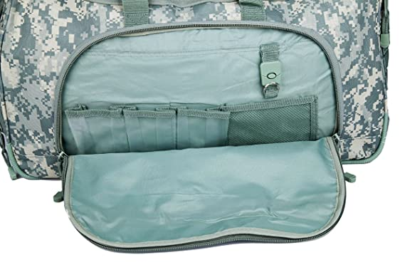 d91cfd5873 Amazon.com   Military Tactical Large Duffle Locker Bag (08032B ACU)    Sports   Outdoors