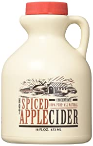 Spiced Apple Cider Concentrate 16 oz.