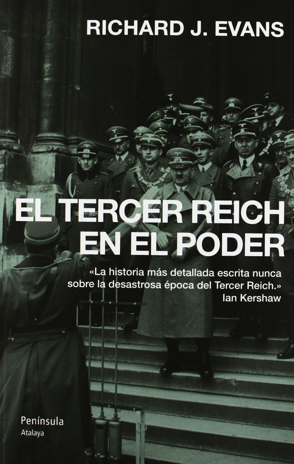 El Tercer Reich en el poder (ATALAYA): Amazon.es: Richard J ...