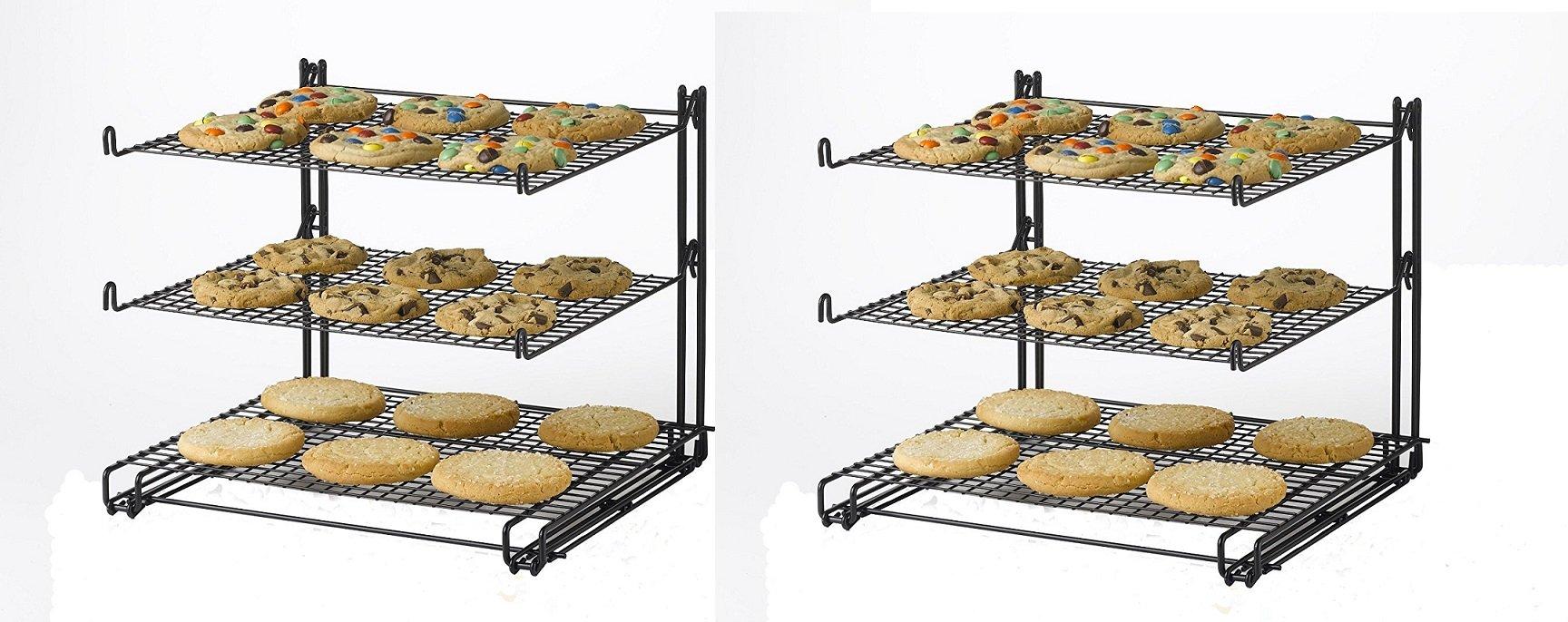 Betty Crocker 3-tier Cooling Rack (2-Rack's)