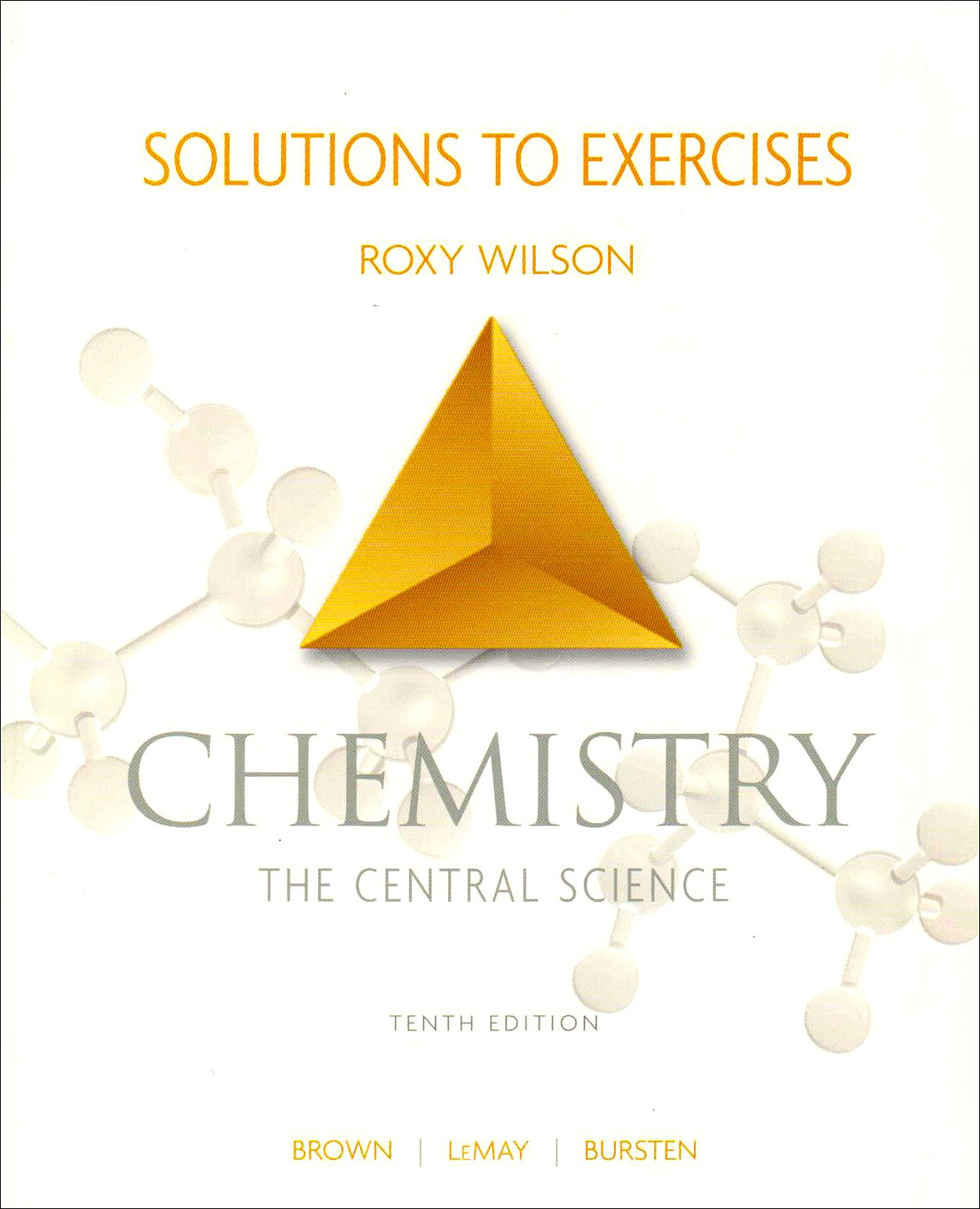 Chemistry: The Central Science, Solutions to Exercises: TheodoreE.Brown:  9780131464919: Amazon.com: Books